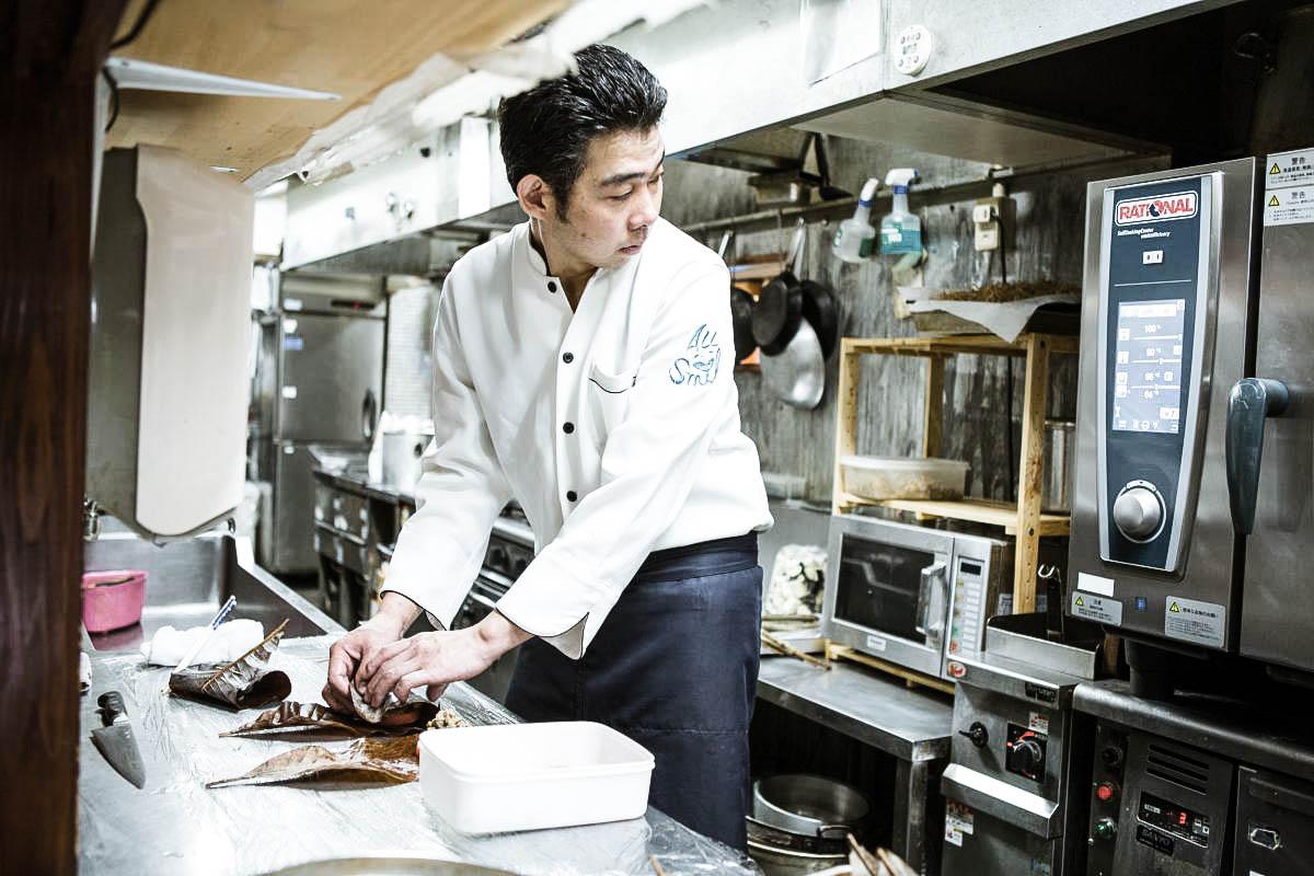Skill Shortage Kitchen Chef