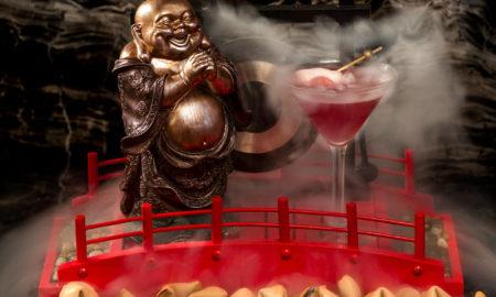 Buddhalicious 2.0 Pear Vodka Nitro Martini copyright Barton G.