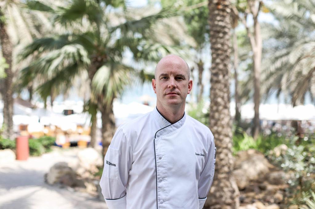 Hilton Dubai Chef