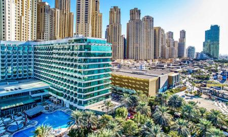 Hilton Dubei Restaurant