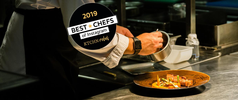 25 Best Chefs Of Instagram 2019 Award