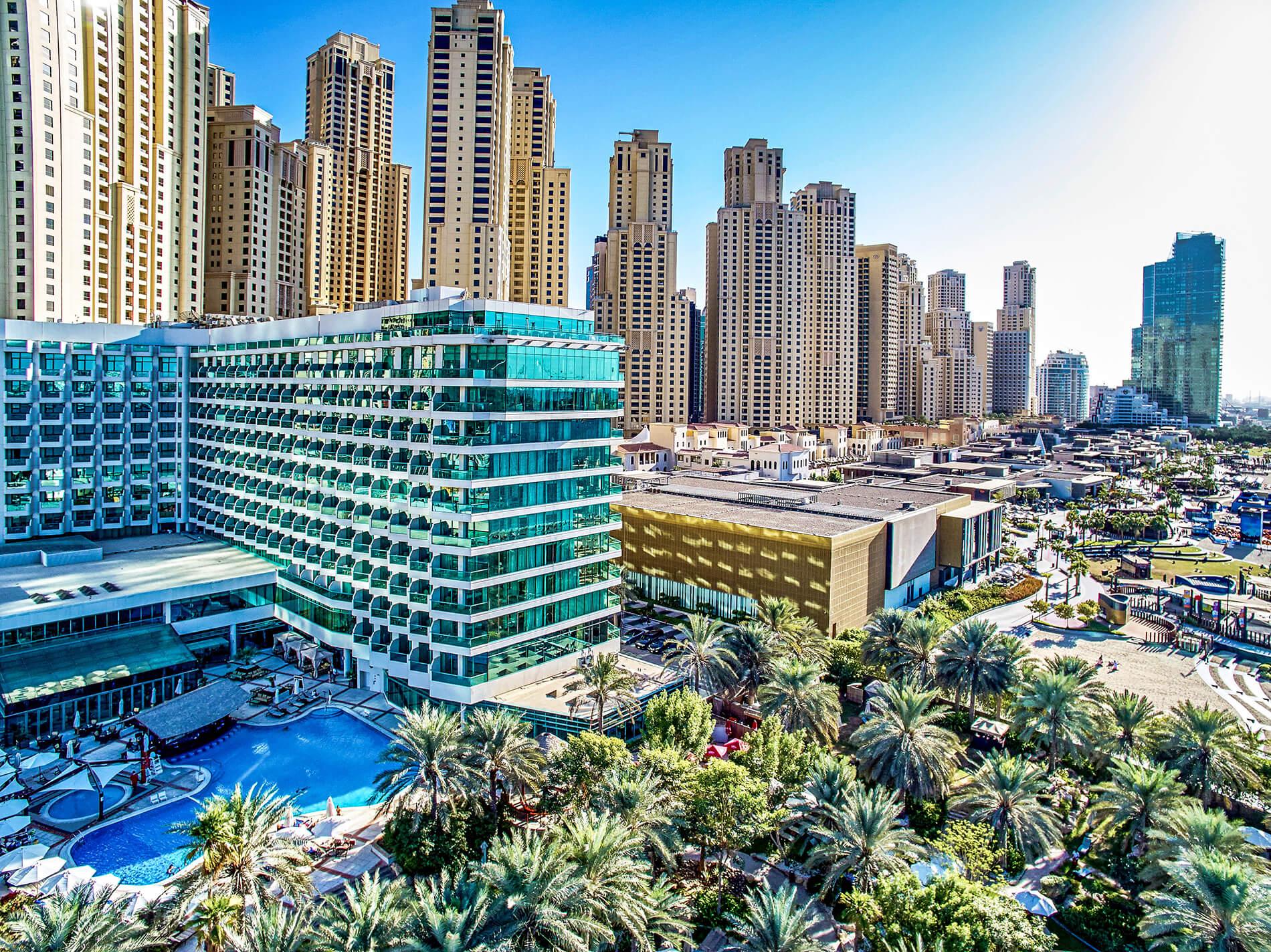 Hilton Dubai Jumeirah Beach chef