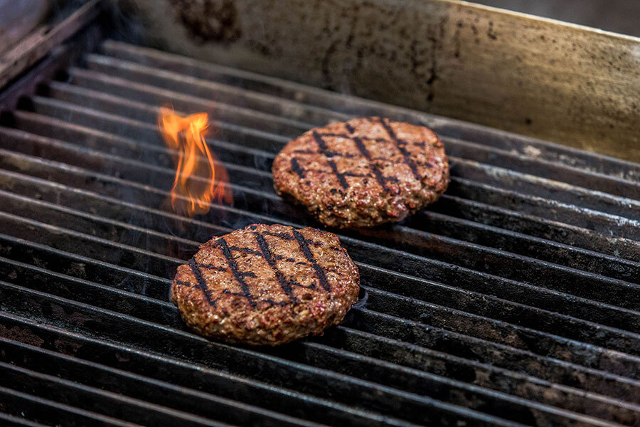 Moving Mountains Burger Deutschland und Beyond Meat im Test