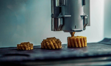foodprint, 3D food printing