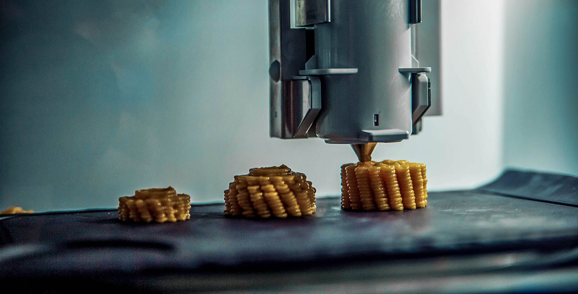 3D Printed Foods could Revolutionize the way Foods are being made