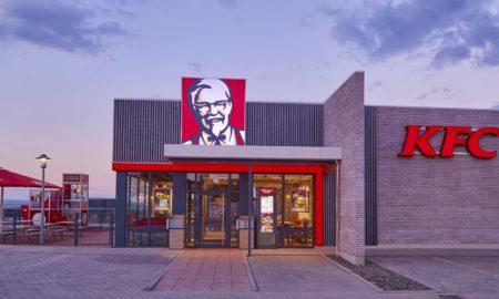 Colonel Sanders KFC QSR