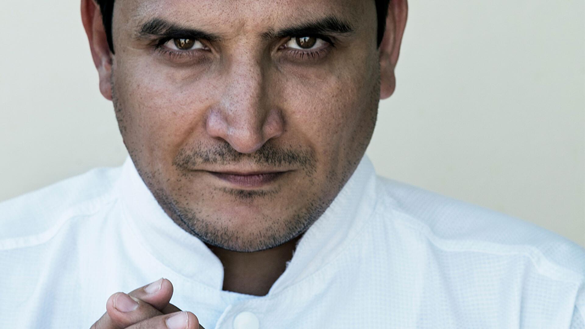 Star Chef Mauro Colagreco