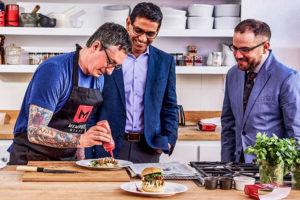 Artificial Food, Kitchen4.x, Restaurant, Future
