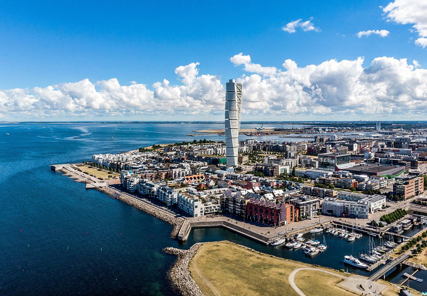Sveriges största städer - Malmö