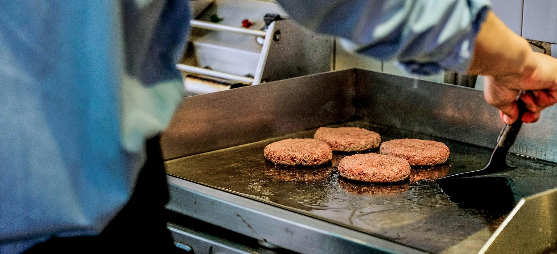 Plant based Burger Market