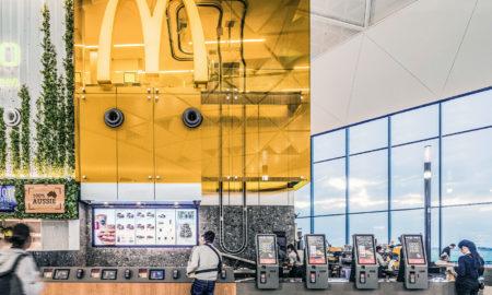 McDonald´s Sidney Airport