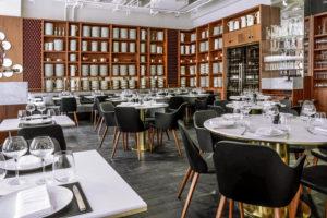 Restaurant Konzept Bahnhof Flughafen
