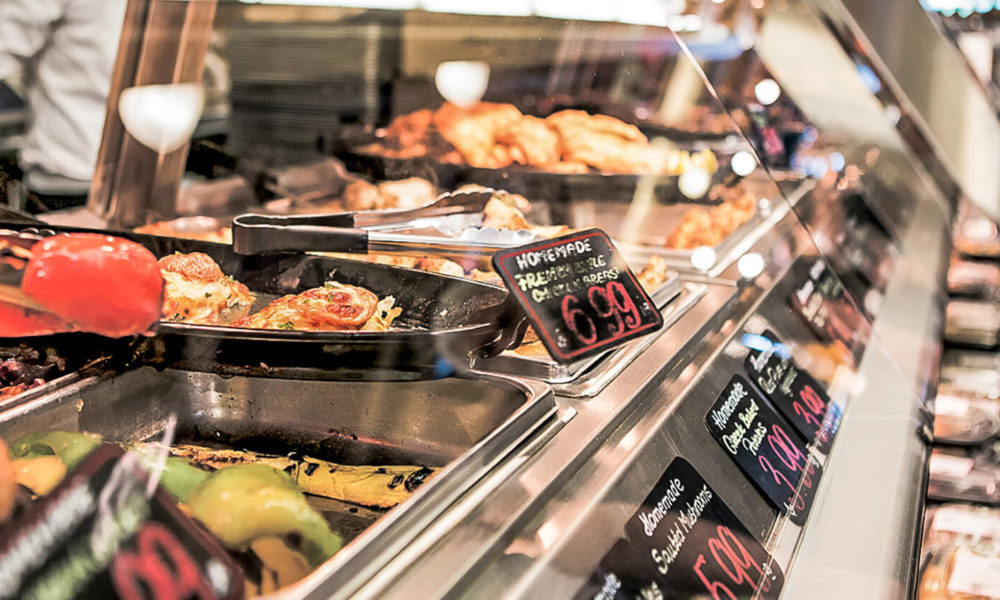 Retail Restaurant food service c store supermarket