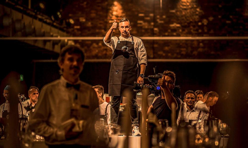 Simon Kolar Guerilla Chef Leader Kitchen