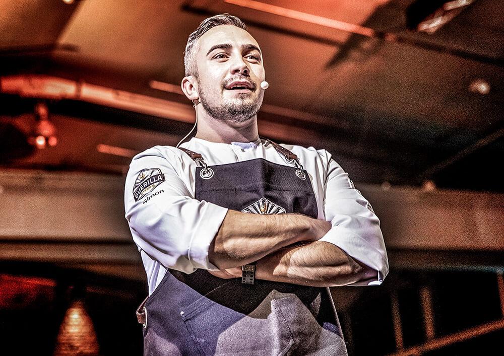 Simon Kolar Guerilla Chef