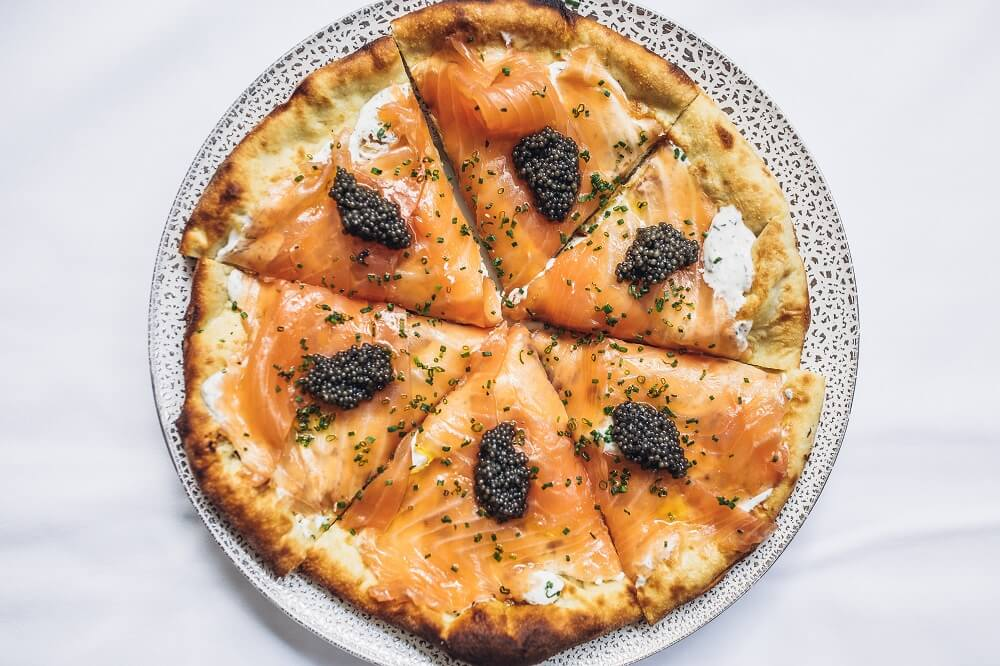 Spago Pizza - Wolfgang Puck Fine Dining Group