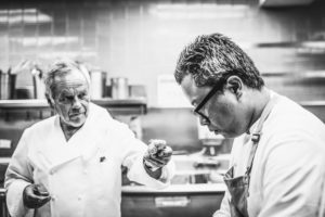 wolfgang puck at work - Wolfgang Puck Fine Dining Group