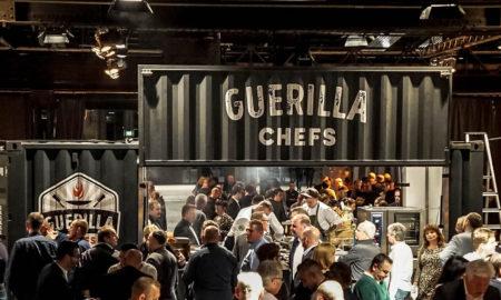 Guerilla Chefs Simon Kolar