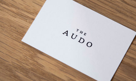 The Audo copenhagen food