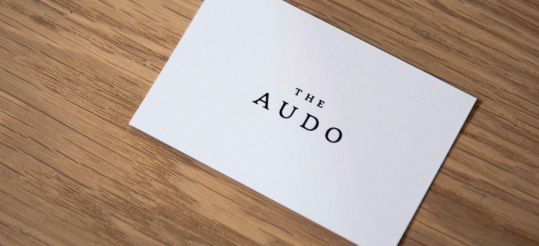 The Audo copenhagen food