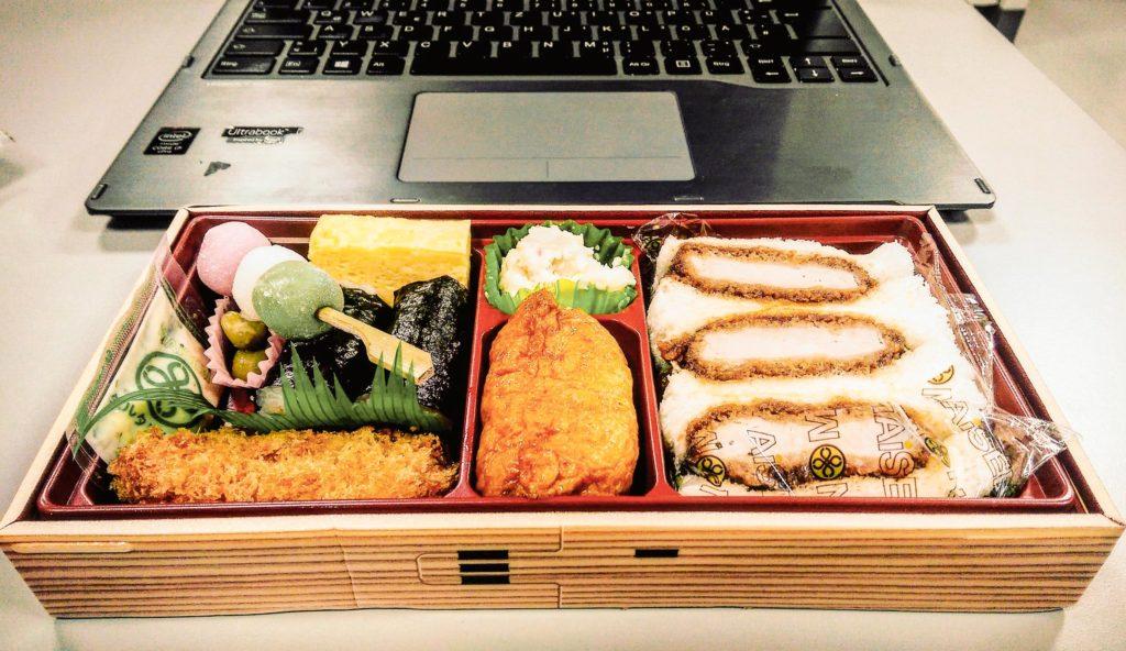 Bento Box, corona virus measurement for corporate catering