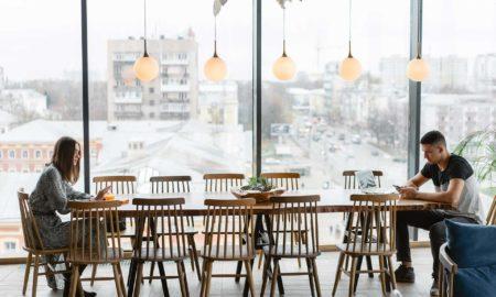 Restaurant Coronavirus social distancing