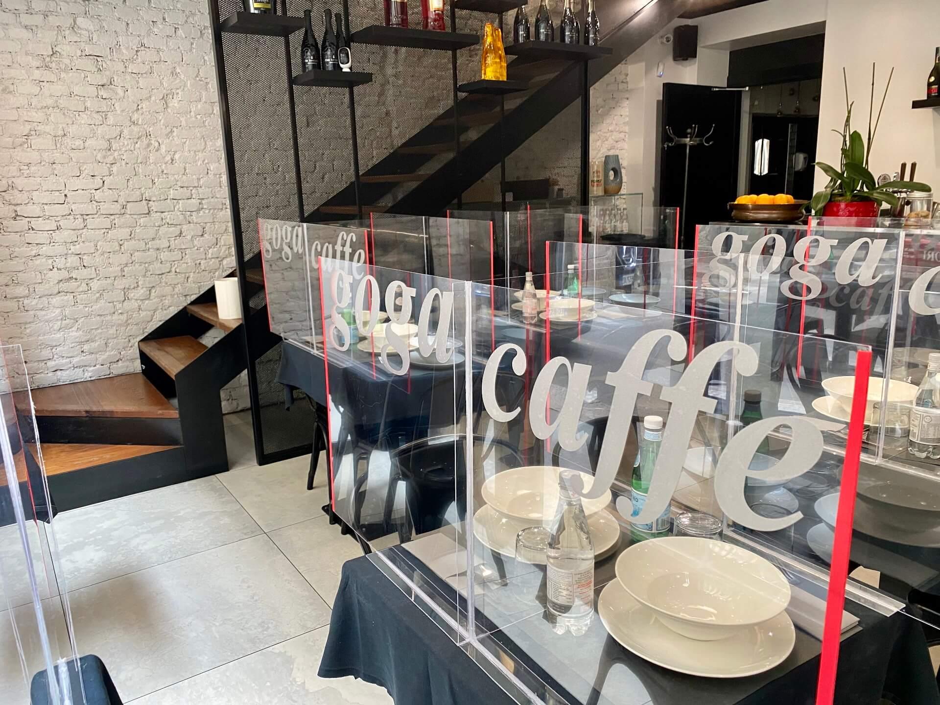 Pandemie der Ideen für Restaurant, Corona Krise