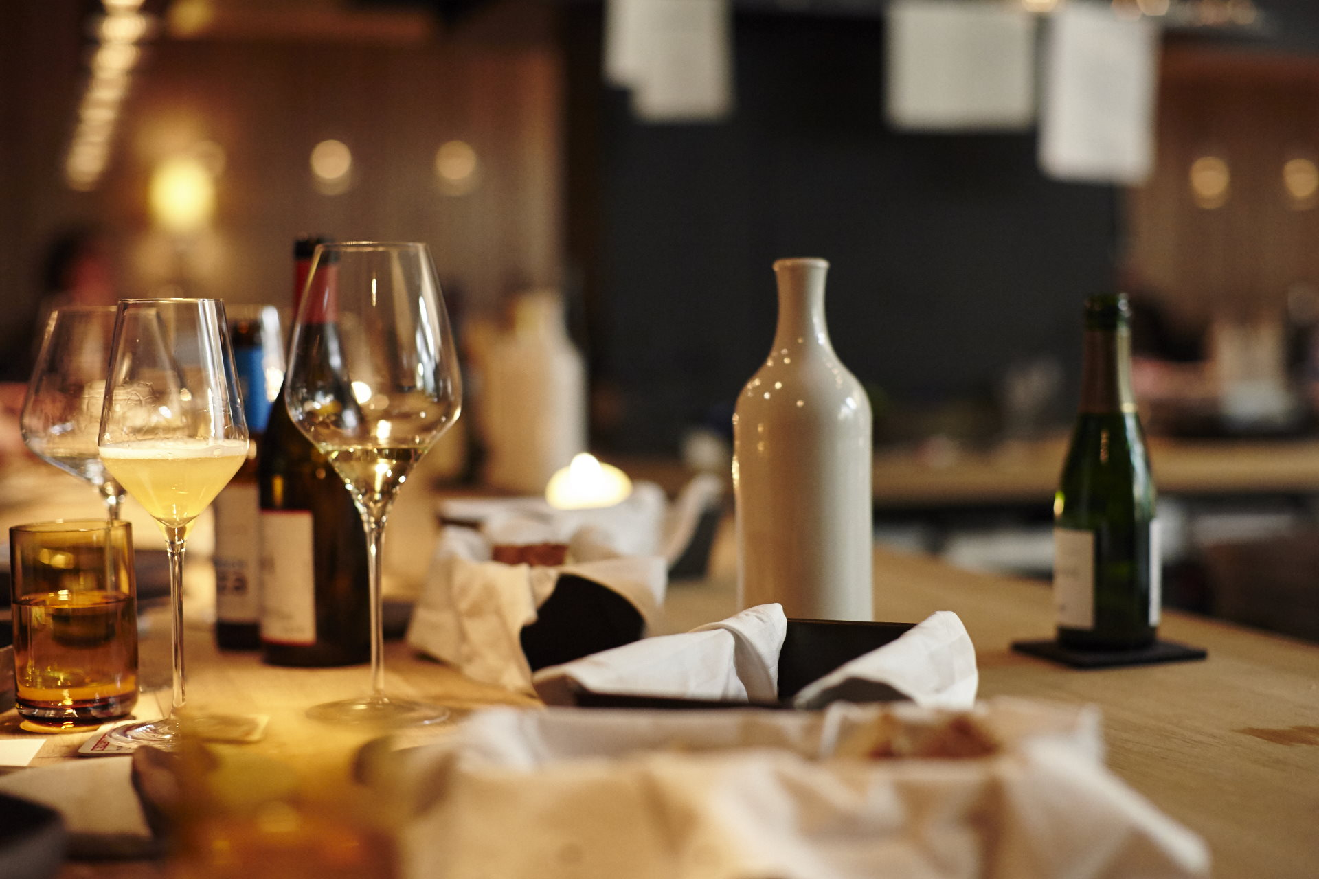 CoVid and Restaurant: some creative ideas