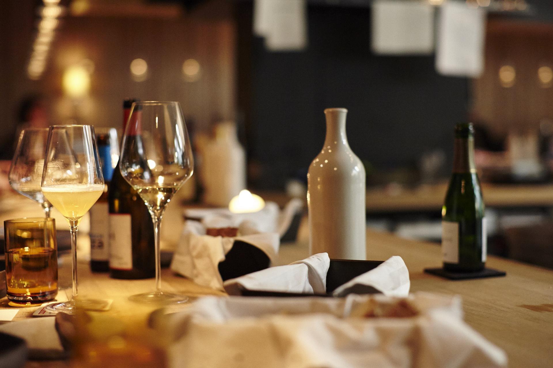 Pandemie der Ideen für Restaurants Corona Krise