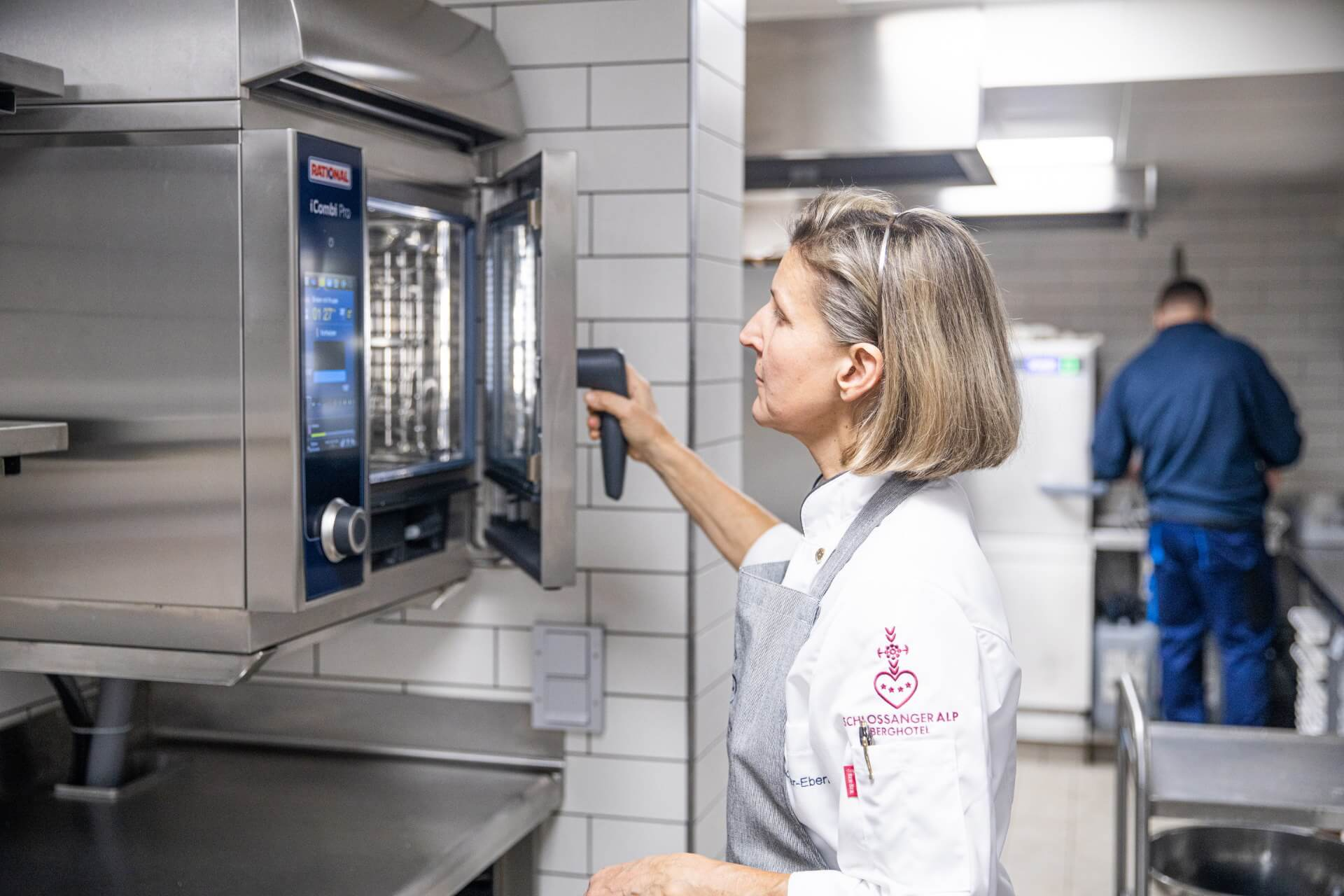 iCombi Pro, new intelligent combi oven from RATIONAL