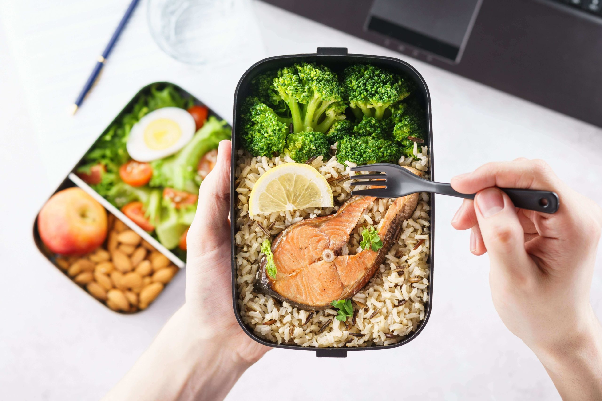 New Work dangers for caterers during Covid19 - bento box lunchbox