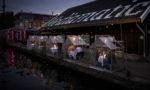Pandemie der Ideen für Restaurants