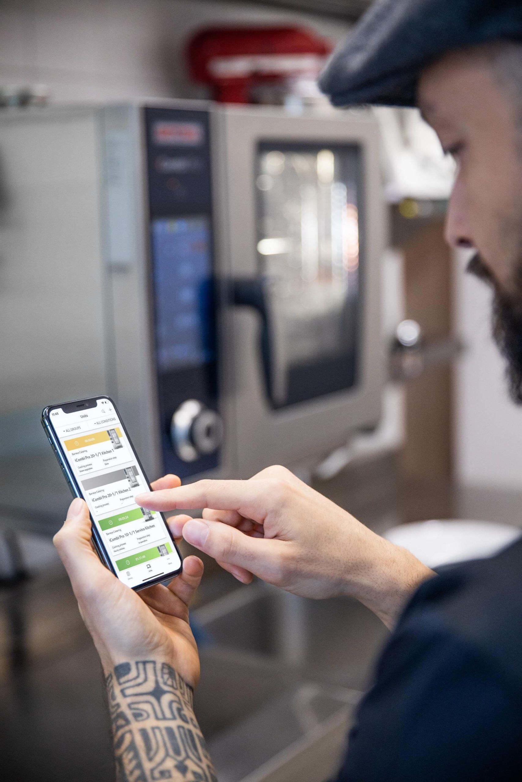 Wie wichtig sind cloudbasierte Lösungen für die Vernetzung von Küchengeräten für die Digitalisierung der Gastronomie??