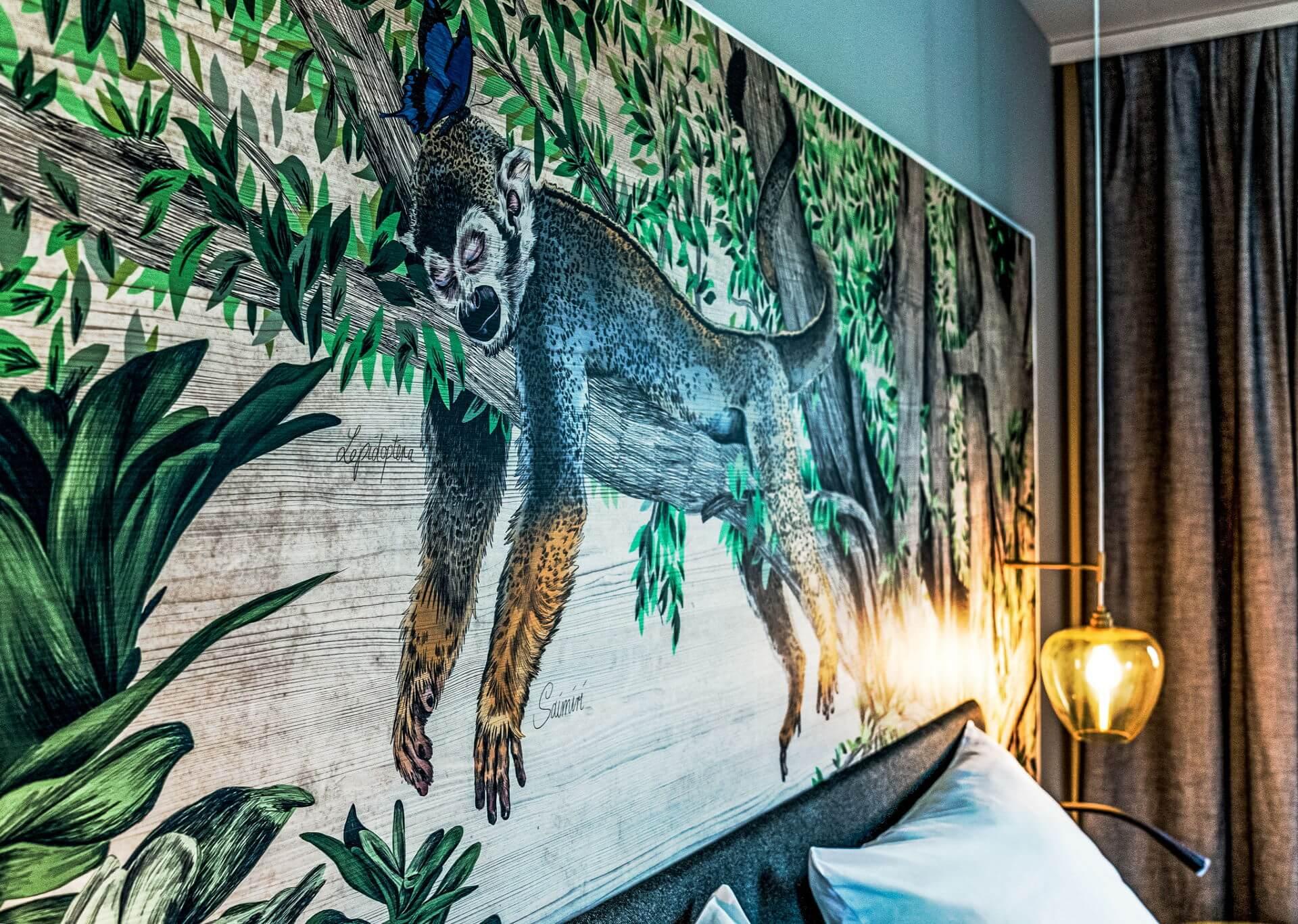 Restaurant and Hotel Interior Design