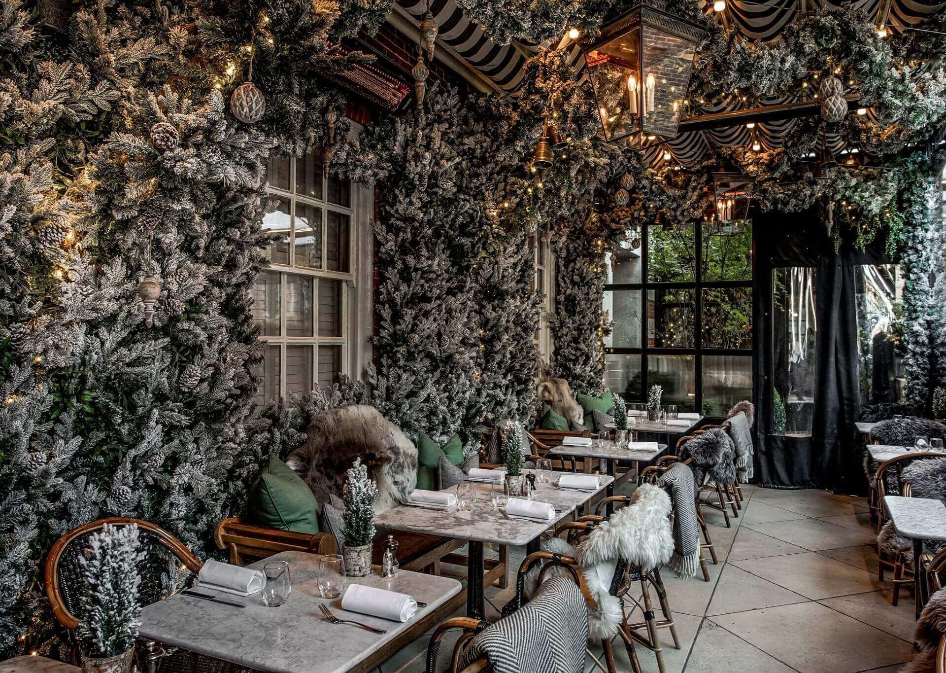 Restaurant and Hotel Interior Design Trends