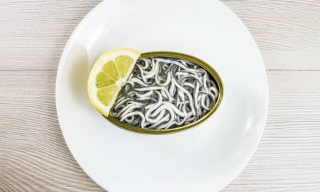 how to cook glass eels