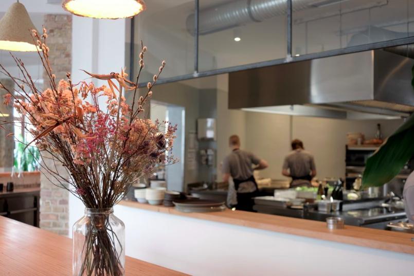 sustainability Restaurant Kitchen Future
