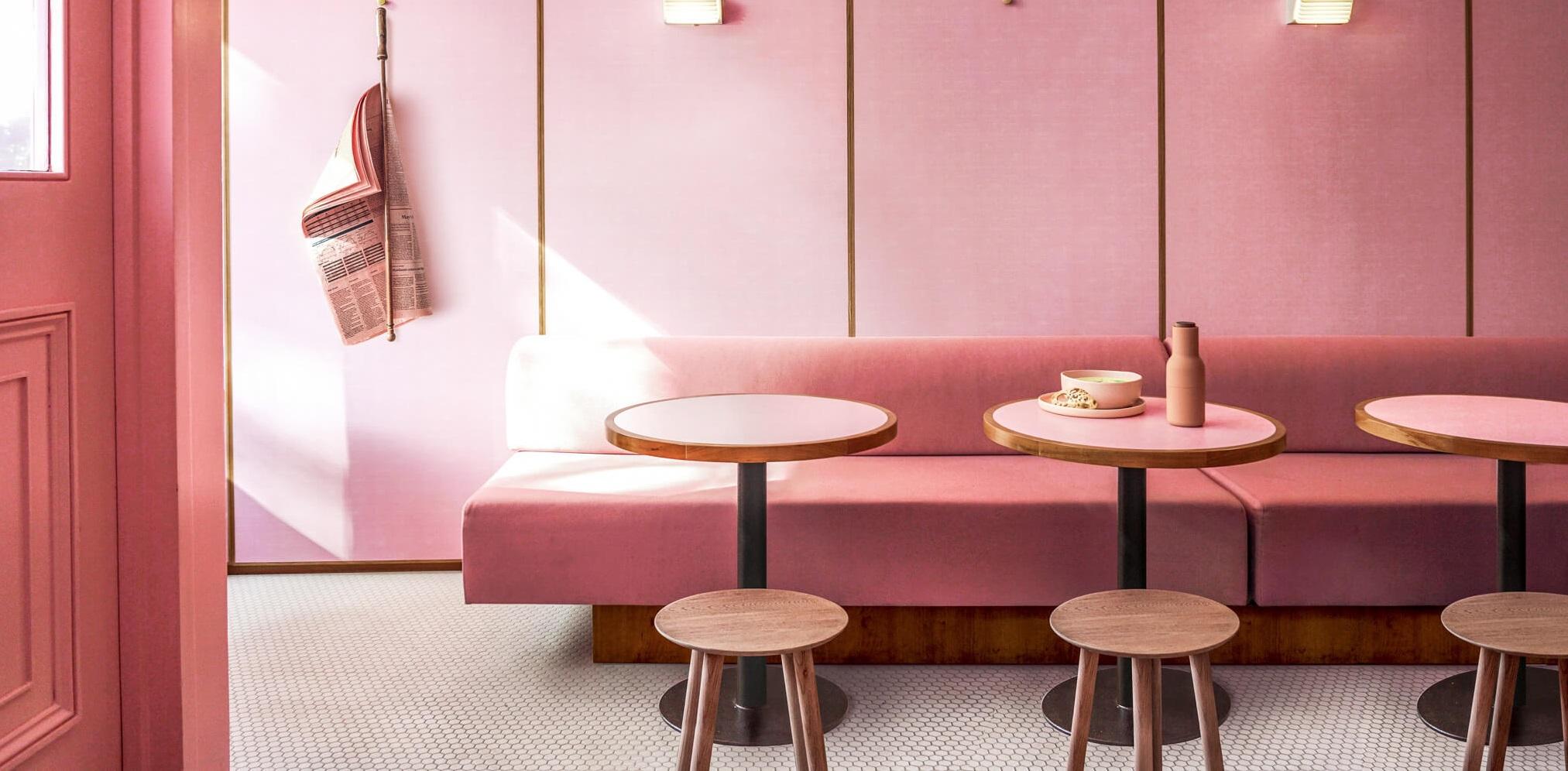 Interior Design / Einrichtungstrends für Hotels 2021