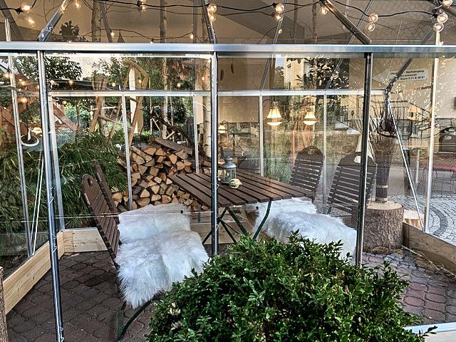 outside outdoor restaurant corona foodservice ideas