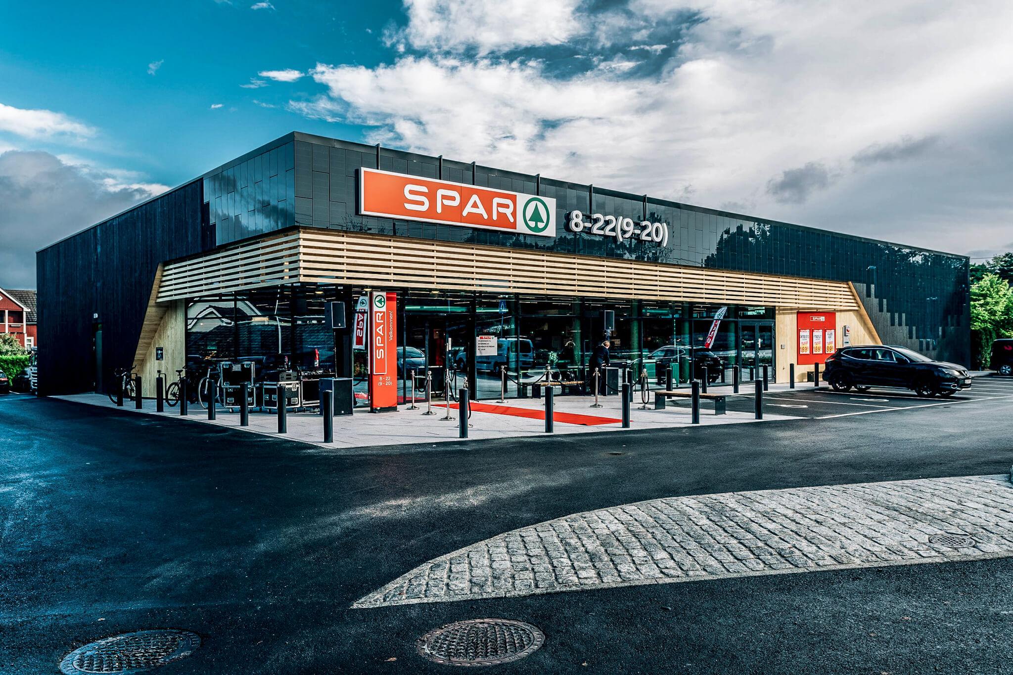 spar retail food concept food to go covid