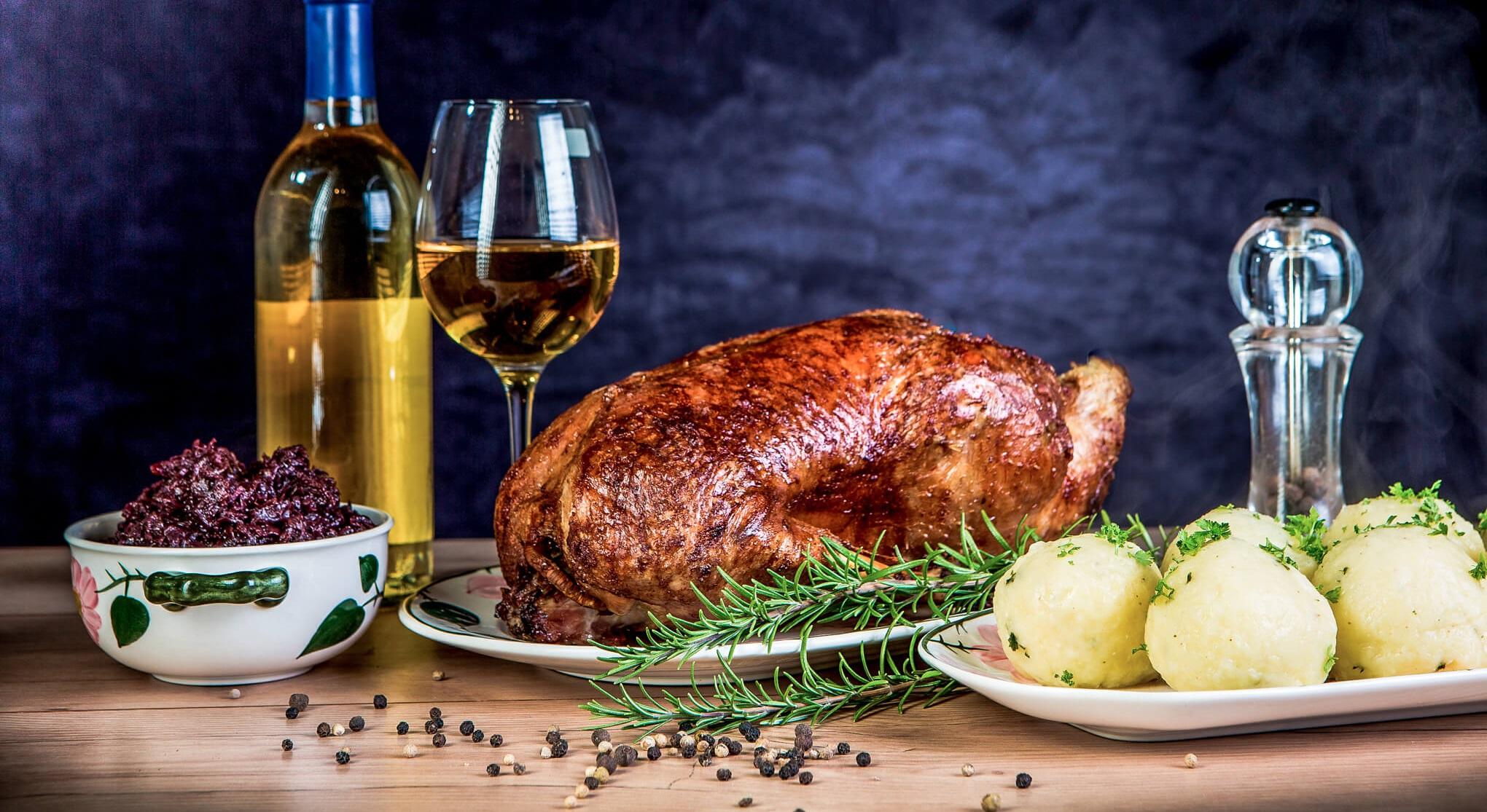 Gänse Enten Tips und Tricks für Restaurants Weihnachten und Herbst