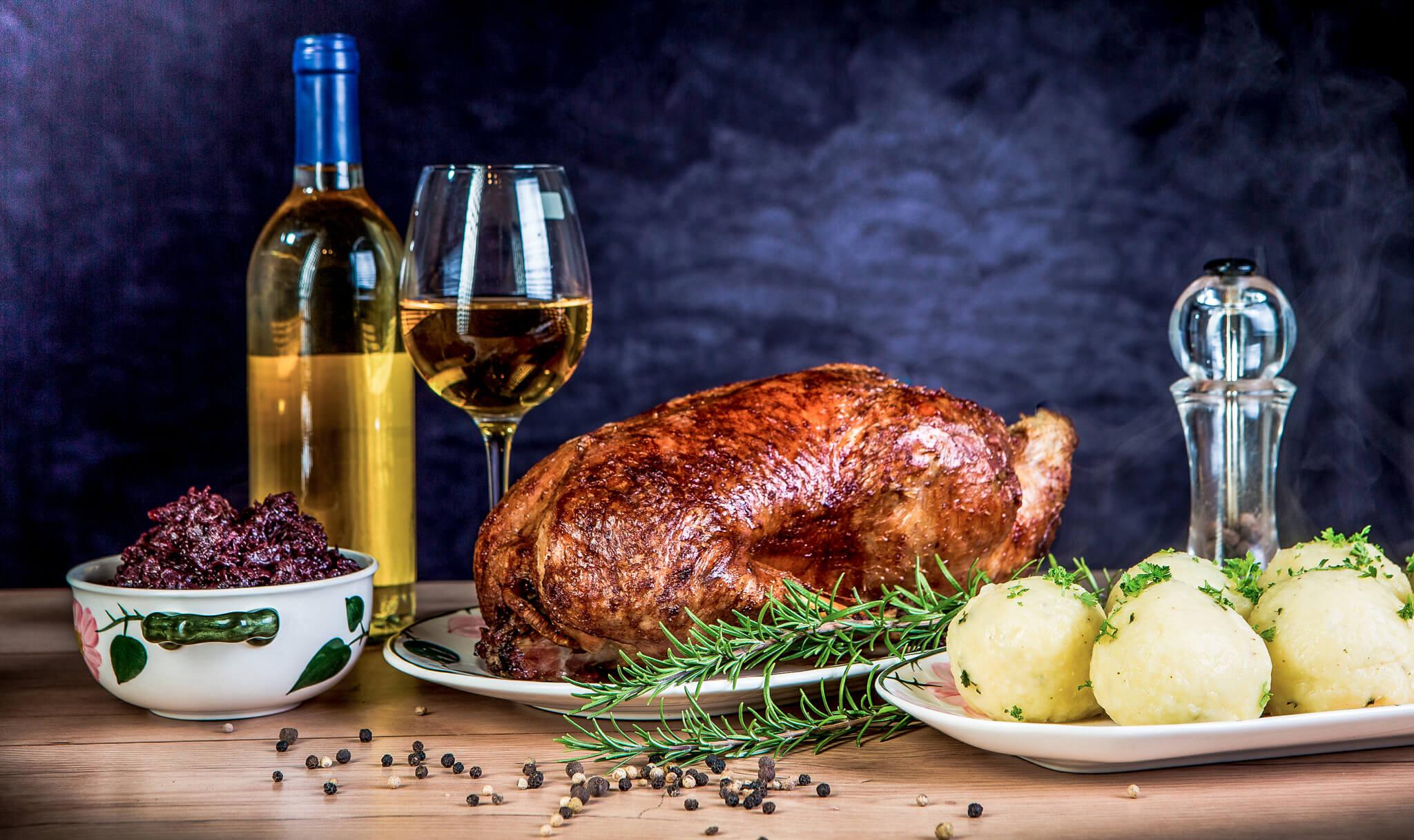 Goose Duck Turkey Tips and Tricks for restaurants xmas