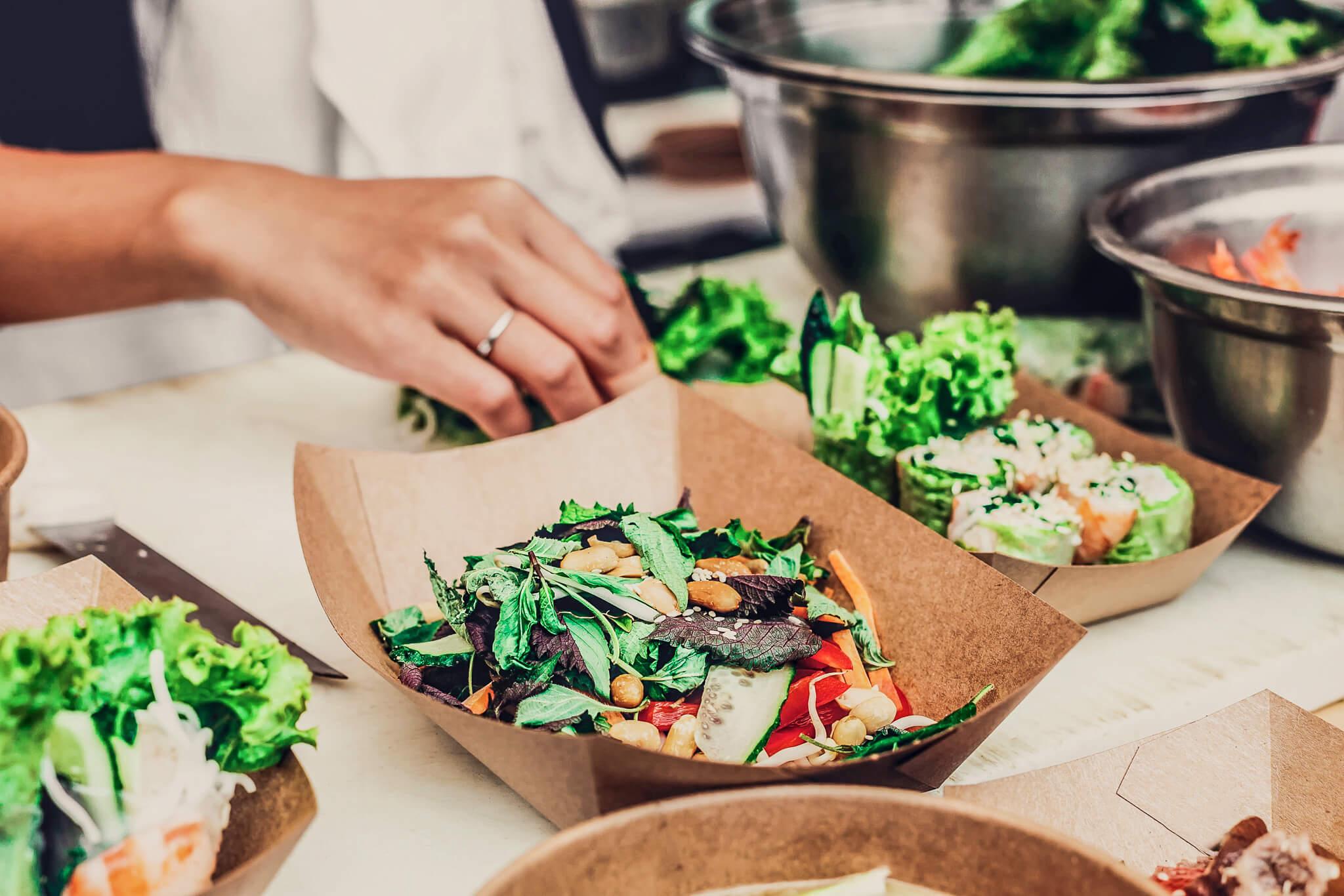 Wie wichtig sind pflanzliche Gerichte in Zukunft?