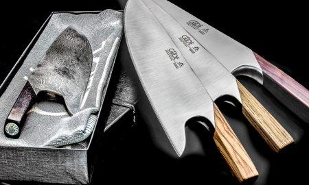 Köche Profi Messer Pflege Köche