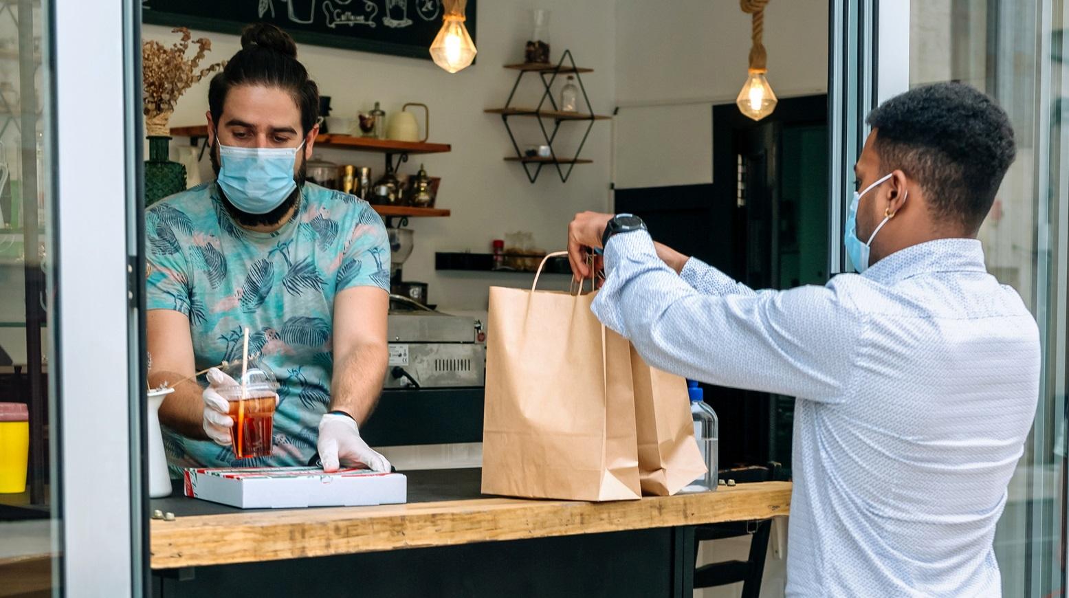 Wiedereröffnung der Restaurants nach Corona. Eine Studie