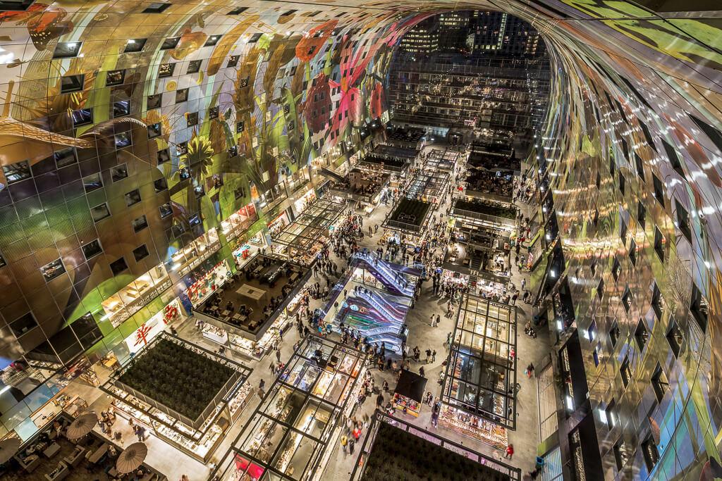Future of food malls