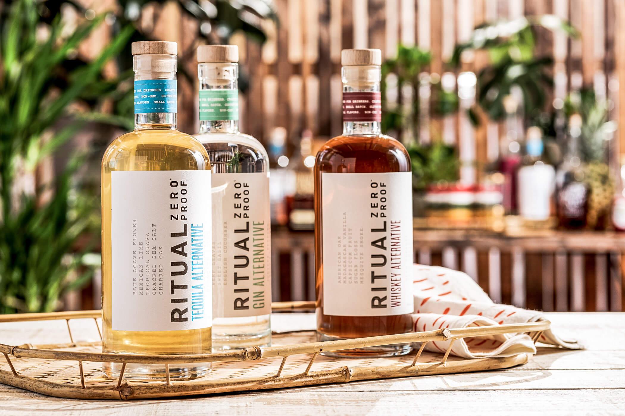 Gibt es alkoholfreie Alternative zu Spirituosen wie Whiskey, Vodka oder Gin?