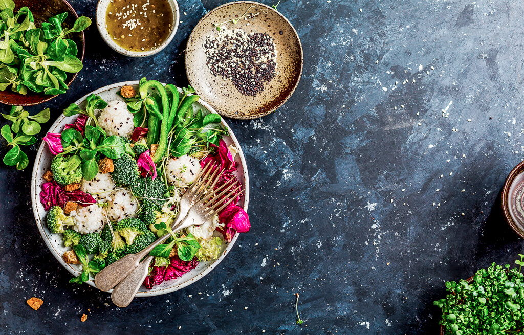 The plant-based industry in the foodservice world is focused on creating something new.