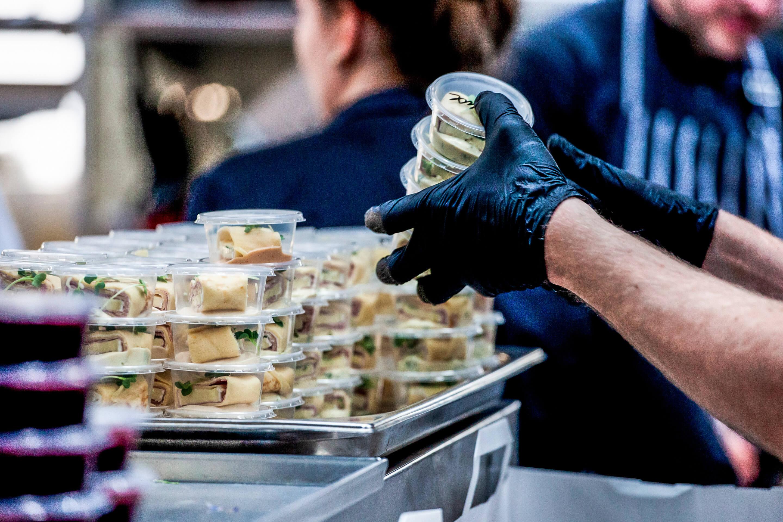 Wie wird Essen vom Lieferservice am besten verpackt?
