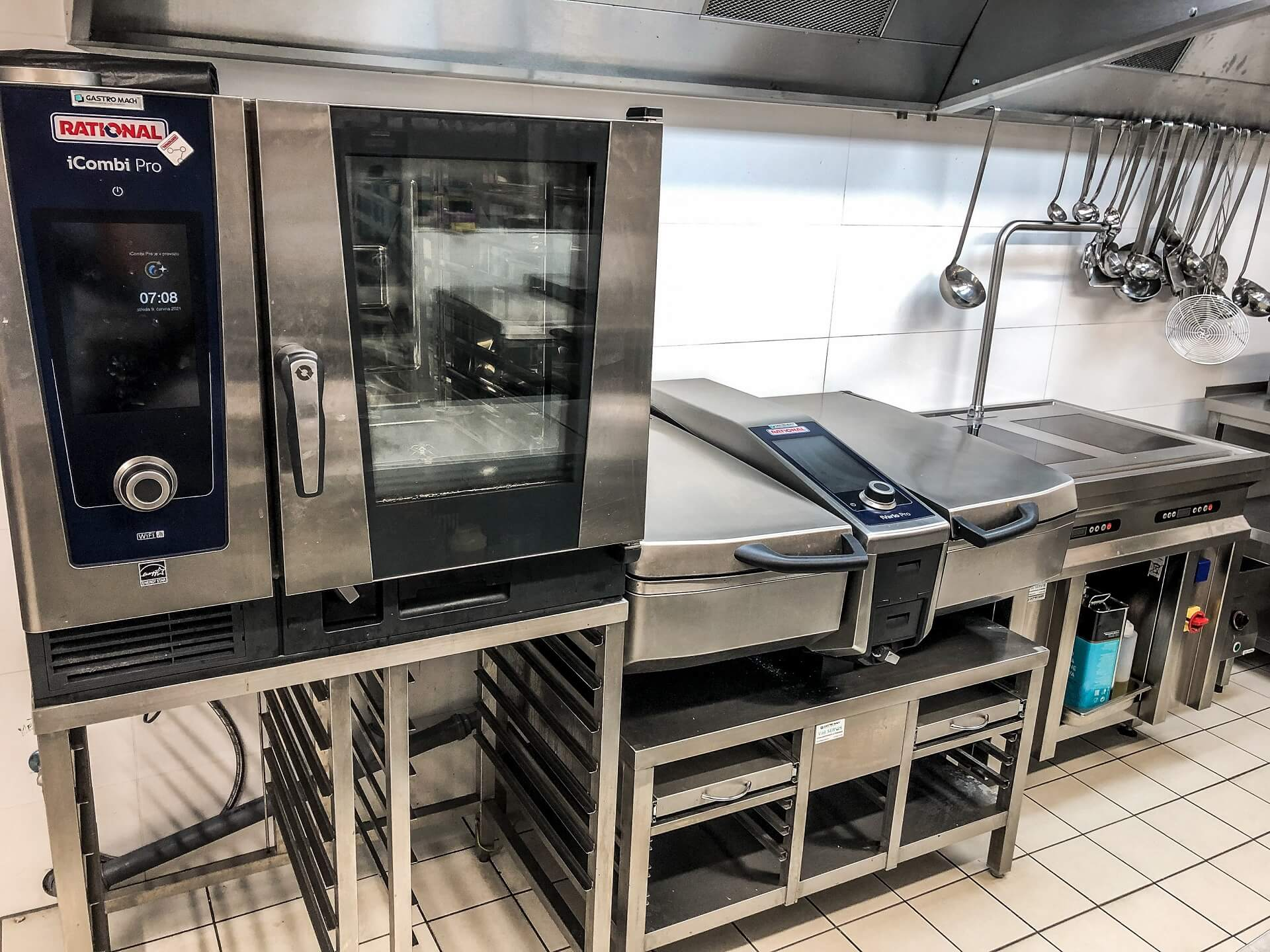Which appliances are best to equip my kitchen with? connected cooking